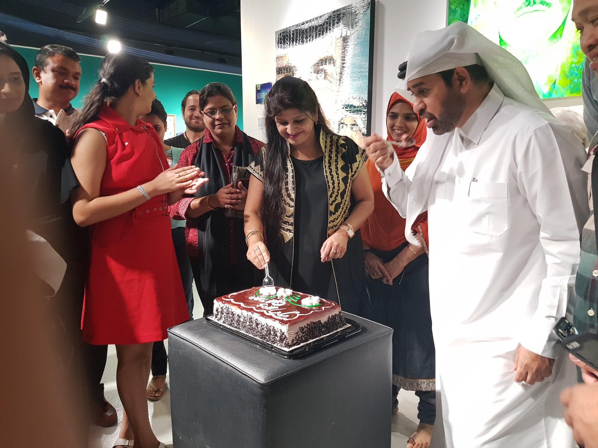 Doha Art Festival Pictures